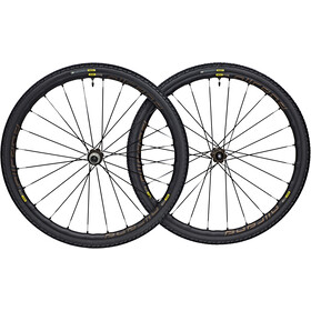 Mavic Allroad Elite Set de Ruedas 700x40c Disco 6-Agujeros 12x142mm, black